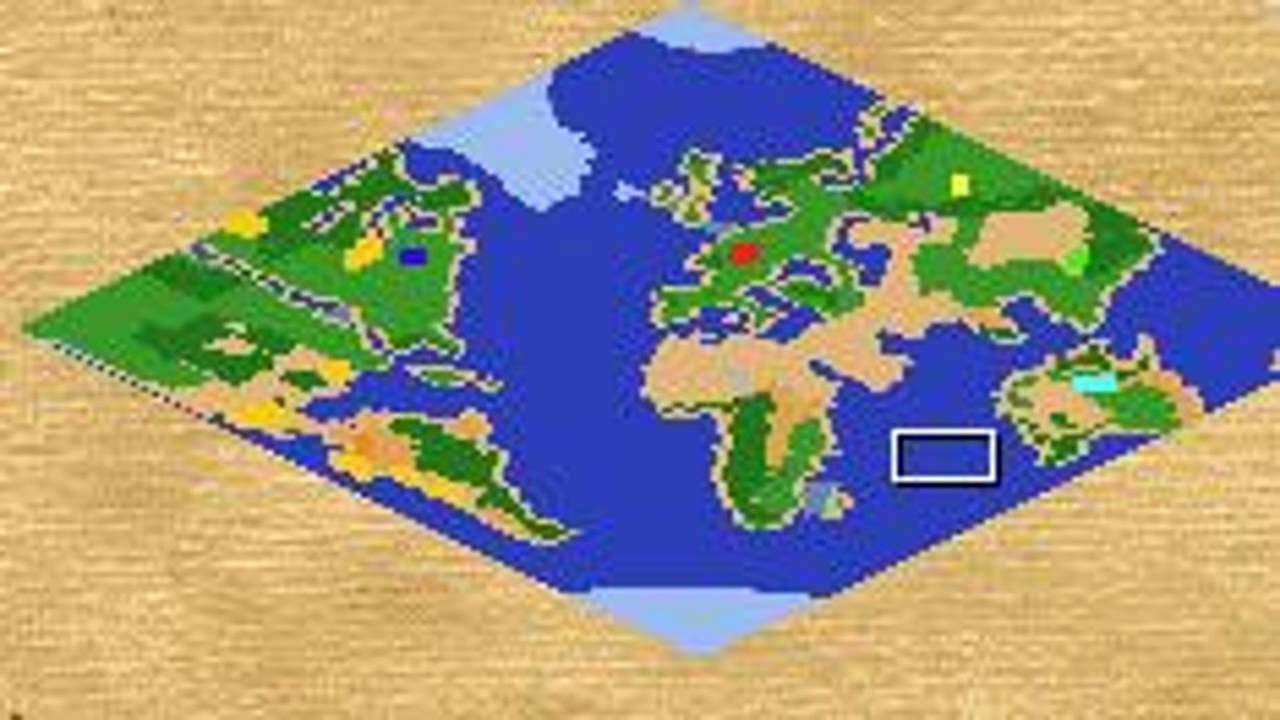 How do I download a custom map to my AOE 3 and use it in