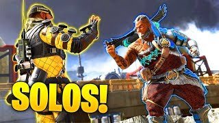 SOLOS ARE ACTUALLY SO INSANE!! - NEW Apex Legends Funny & Epic Moments #108