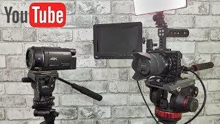 My YouTube Camera Setup - Sony Alpha A6500