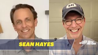 Sean Hayes Says Will & Grace Is Done for Good
