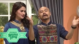 Tips Liburan Nyaman Ala Wendy Cagur - Rumah Mama Amy (17/6)