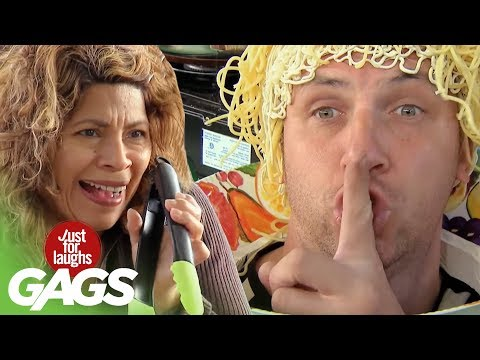 MOST WANTED: Joe Spaghetti - Just For Laughs Gags