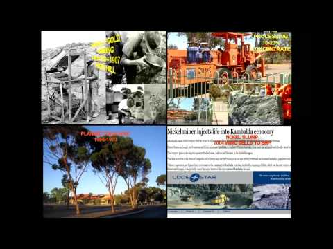 KAMBALDA WA AN AUSTRALIAN PHOENIX OR GHOST TOWN