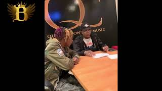 Member of Migos Quavo signed 14 years old rapper StreetBud​