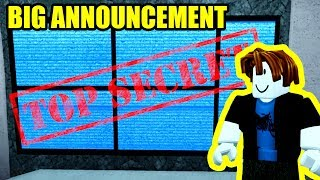 BIG ANNOUNCEMENT/CHANGES COMING TO THIS CHANNEL MyUsernamesThis Roblox