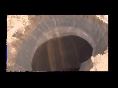 VIDEO: Hallan en Siberia un cráter gigante posible impacto de un meteorito.