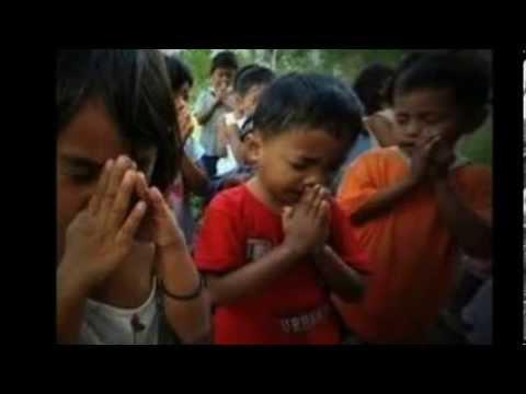 """NEVER GIVE UP"" - Typhoon Haiyan Yolanda Philippines 2013 - Original Song #NeverGiveUpPH"