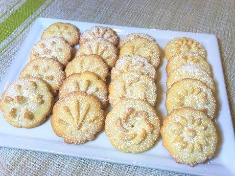 ДОМАШНЕЕ САХАРНОЕ ПЕЧЕНЬЕ. Тает во рту.  Лучший рецепт. Sugar Cookies
