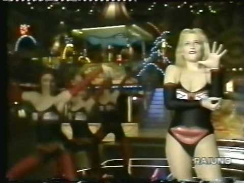 Heather Parisi balletto Luna Park 1979
