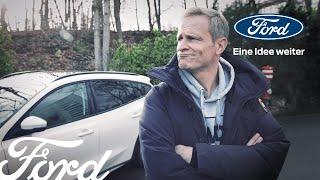Skiurlaub mit Matthias Malmedie und dem neuen Ford Focus Active | Ford Deutschland