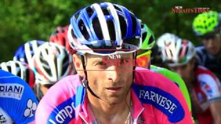 Italy's Scarponi killed in training crash