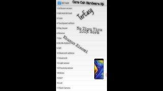 Tutorial Cek Hardware Termudah Khusus Xiaomi
