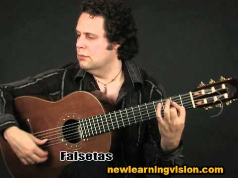 Demo of Solea por Bulerias Flamenco Guitar Lesson by Adam del Monte