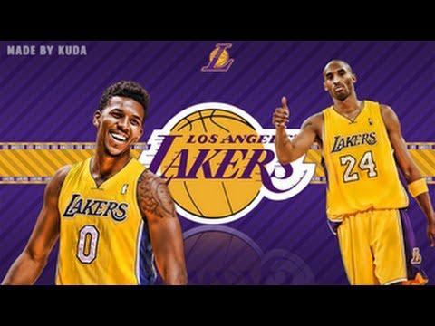 NBA 2K14 Next Gen My GM Mode Ep.51 - Los Angeles Lakers | Free Agency Signings | Offseason Plans