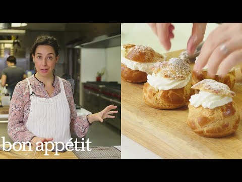 Carla Makes Life-Changingly Good Cream Puffs | From the Test Kitchen | Bon Appétit