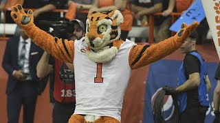 LSU fan's GoFundMe to buy Clemson a new mascot costume raises more than $2k