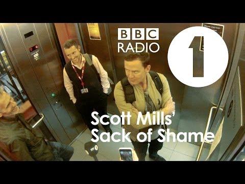 Scott Mills' Sack Of Shame