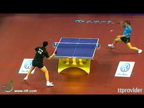 Watch the full match at http://ittf.com/ittv This video is the property of Total Sports Asia on behalf of the ITTF ======= http://www.facebook.com/ttprovider - Become a Fan! http://twitter.com/ttpr...
