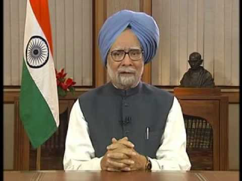 PM Manmohan Singh gives farewell speech, says his tenure is open book