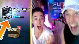 Top 5 MOST INSANE Chest Opening Reactions in Clash Royale | Best Legendary Cards Reactions #14