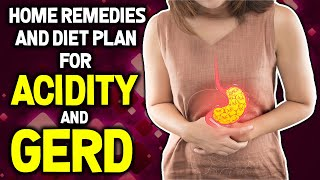 Acidity: Symptoms, Causes, Home remedies and Diet plan in Hindi (GERD, Acid reflux  treatment )
