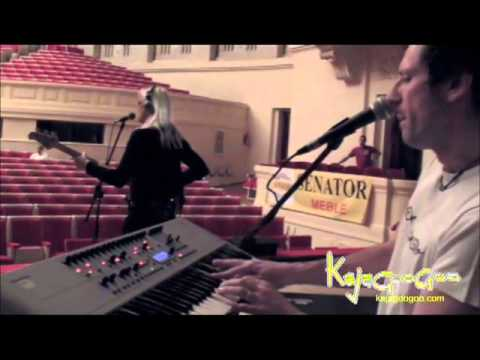 KajaGooGoo Death Defying Headlines Soundcheck New Single May 2011