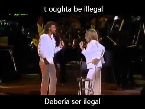 Guilty - Barbra Streisand & Barry Gibb (Subtitulos/Lyrics)