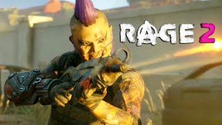 RAGE 2 - Official Gameplay Trailer