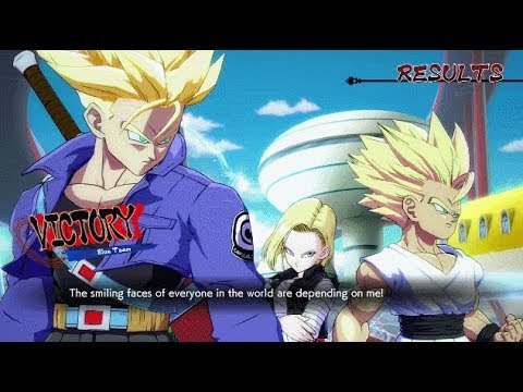 Dragon Ball FighterZ - Closed Beta: 15 Minutes of New Gameplay (HD)