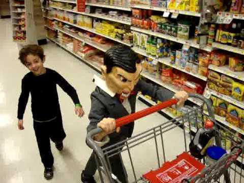 Slappy goes shopping -...