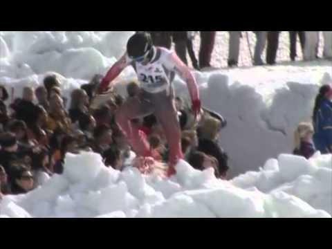 """""""Der Weiße Rausch"""" am Arlberg - Das härteste Skirennen der Welt"""