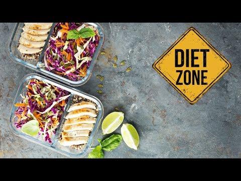Dieta A Zona: Pregi E Difetti