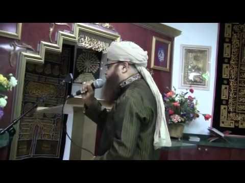 Saba Dare Mustafa Te Ja Ke (salam) Friday June 17-2011read By Zahid--zahid Houston  Usa video