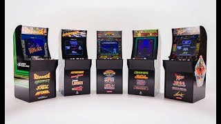 Arcade 1Up Update - Exclusive Galaga Arcade Cabinet Offer