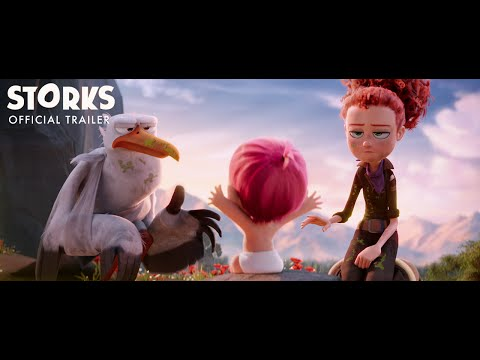 Watch Storks (2016) Online Free Putlocker
