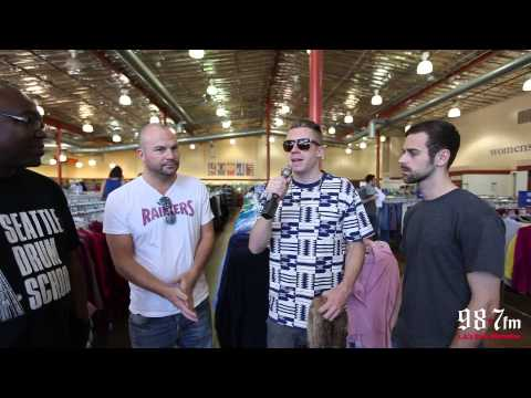We Go Thrift Shopping With Macklemore And Ryan Lewis video