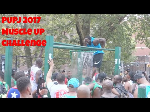 Muscle Ups - PUPJ 2017 Muscle Up Challenge