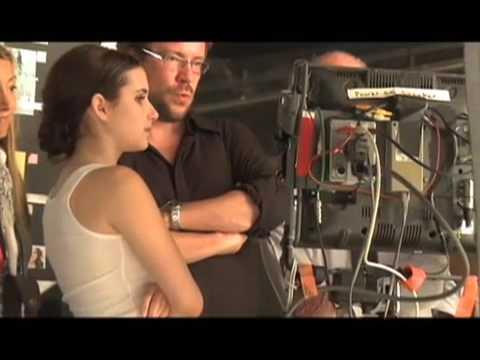 JustJaredJr.com Exclusive -- Emma Roberts First Splash For Neutrogena