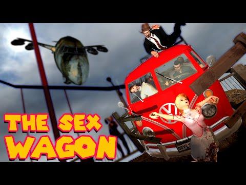 The Sex Wagon Saga (Grand Theft Auto Online)