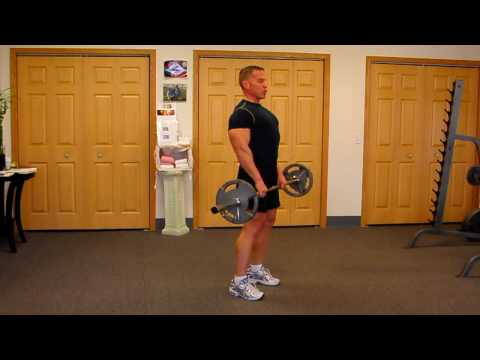 Fatloss LifeStyle Exercise of the Week;  Shoulders & Traps