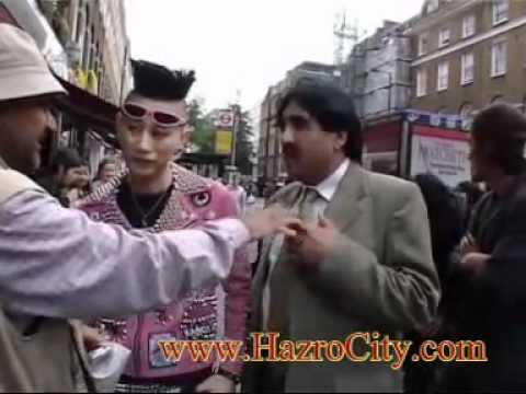 Http   Www Hazrocity Com Ismail Shahid In Uk, Funny Drama Production Latoon Da Pukhtoon video