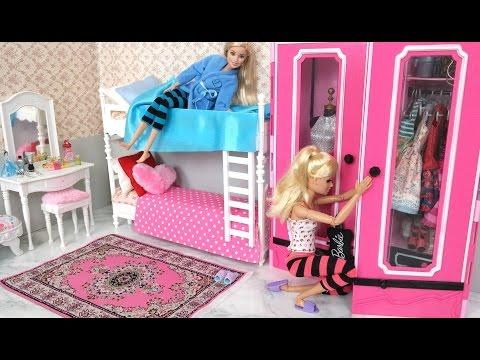 5 Amazing Barbie Hair Transformations ♥ Diy Barbie Doll Hairstyles ♥ Barbie Hairstyle Tutorial