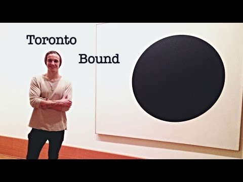 Hello Toronto (Shopping/Science lab/Art Gallery)