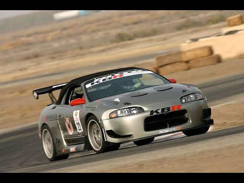 Nitto Tires - Robispec: Mitsubishi Eclipse GST Spyder Video