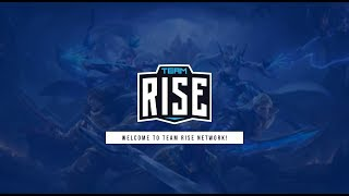 SNIPE US LIVE IN 5Q RANK | Team Rise TV