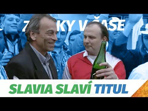 Zpátky v čase - Slavia slaví titul po 49 letech