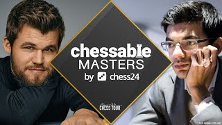 $150,000 Chessable Masters | Finale Jour 1