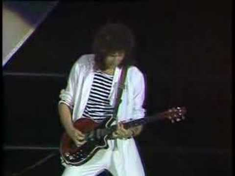 Queen - Brighton Rock Solo