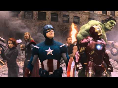 The Avengers - Hulk Smash video