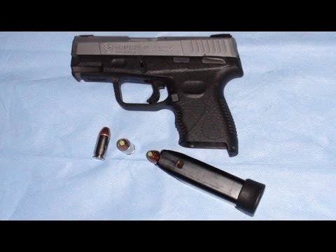 Taurus 24/7 .45 ACP G2C review Part 1